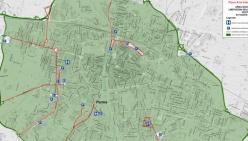 Piano Aria - Limitazioni al traffico domenica 20 gennaio