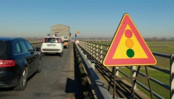 Rossi e Viola rispondono al Sindaco di San Daniele Po sul Ponte Verdi