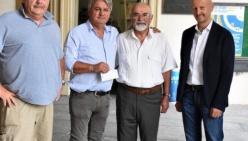 Il luna park di San Giuseppe ha donato parte degli incassi all'Emporio solidale