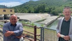 Contro il deficit idrico in Val d'Enza  le Bonifiche di Reggio e Parma si uniscono.