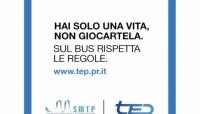 Trasporti in sicurezza. La campagna informativa di TEP e SMTP.