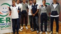 Sport - La Fortitudo Pallacanestro neo promossa in serie A premiata in Regione